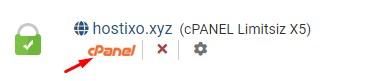 cPanel SSL Sertifikası Kurulumu 1