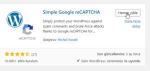 Wordpress Spam Yorumları Durdurma Teknikleri 1