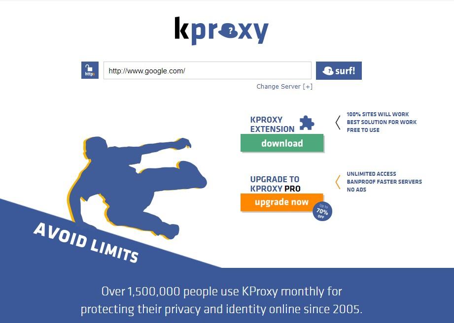 Proxy Nedir kproxy